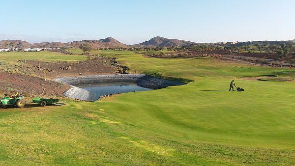 18-holes golfbaan Playitas