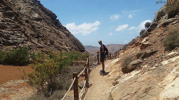 Fuerteventura wandelen
