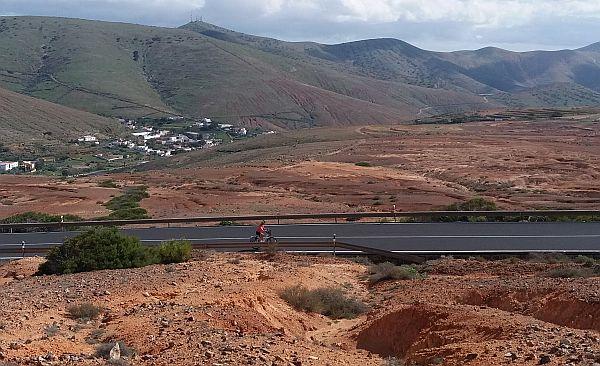 fietsen Fuerteventura