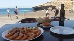Fuerteventura lunch, Jaula de Oro