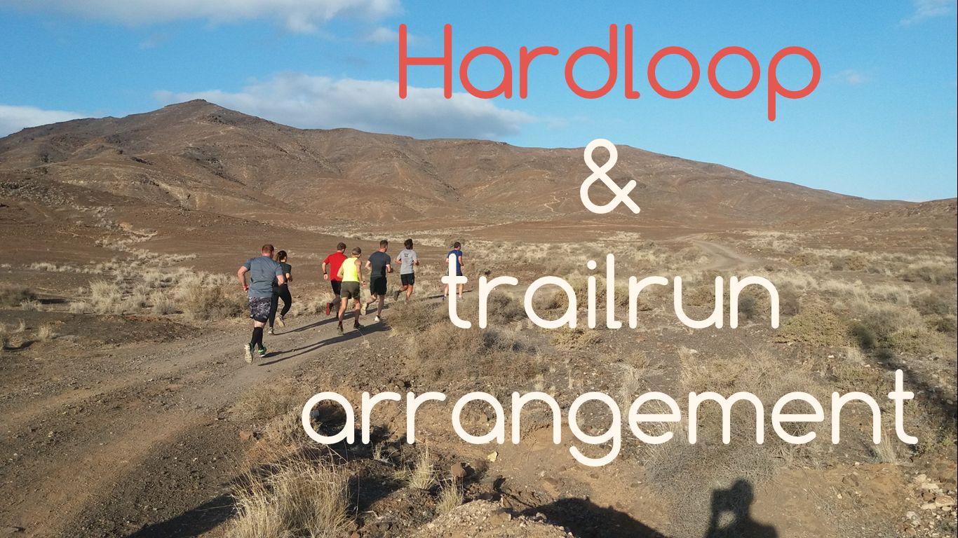 Villa Vital Fuerteventura hardlopen & trailrunning