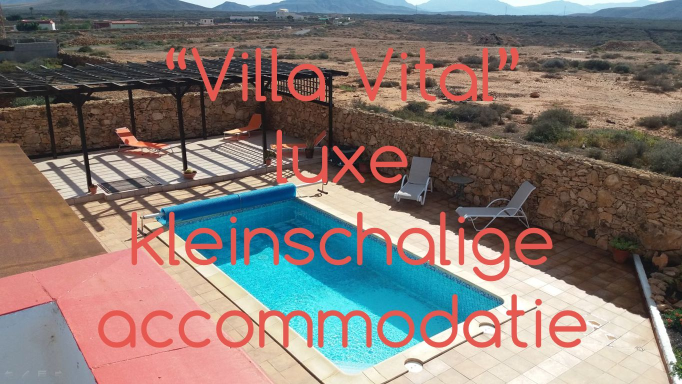 Villa Vital uitzicht