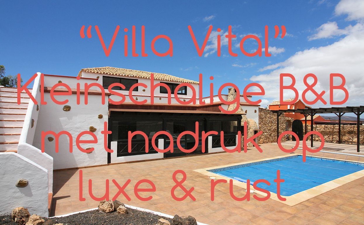 Villa Vital B&B Fuerteventura