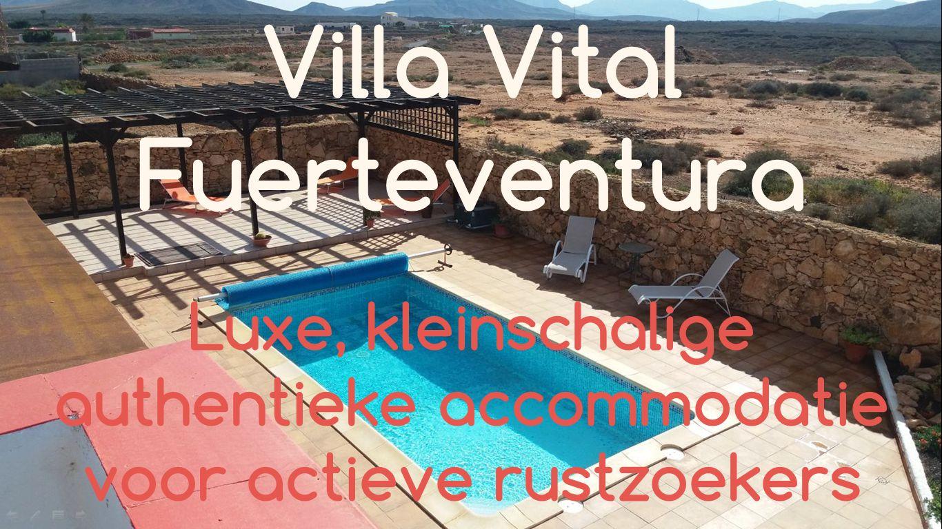 Villa Vital Fuerteventura home