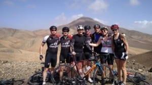 Fuerteventura racefiets arrangementen