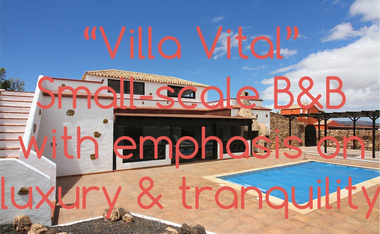 Villa Vital Fuerteventura B&B