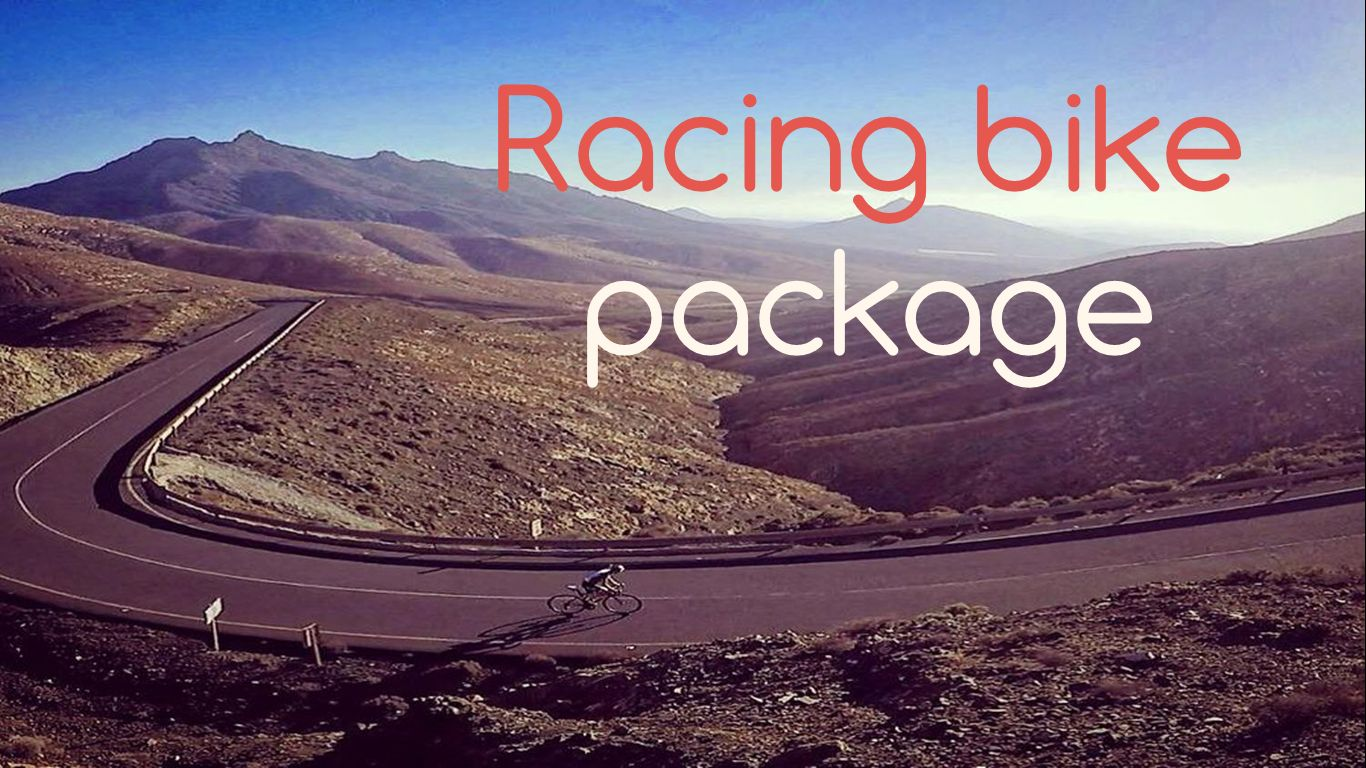 Fuerteventura racing bike package