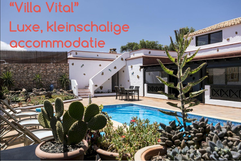 Villa Vital accommodatie