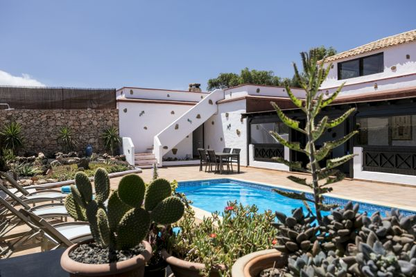Villa Vital zwembad / pool