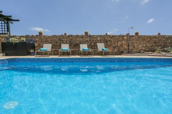 VillaVital zwembad pool