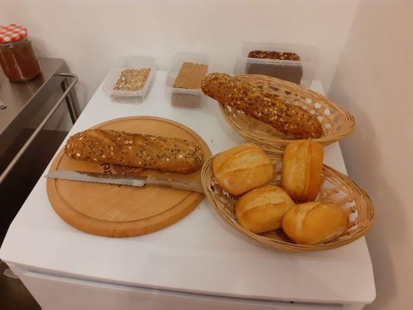 VillaVital ontbijt breakfast 1