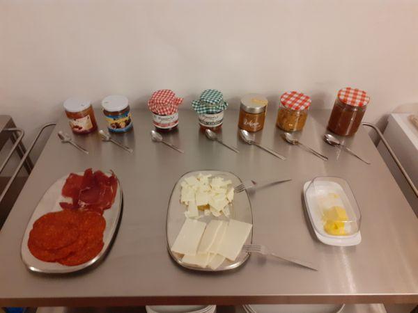 VillaVital ontbijt breakfast 2