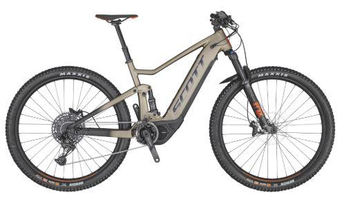 eBiketours Fuerteventura Scott e-bike