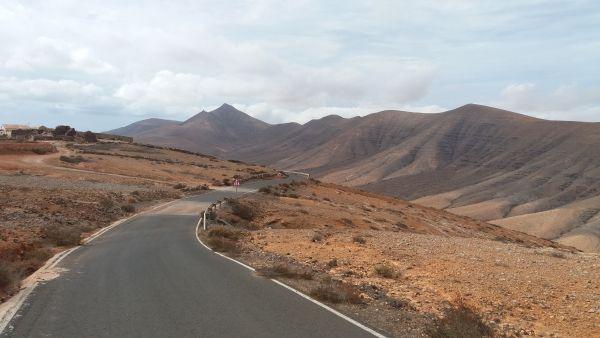Fietsroute Fuerteventura - route 2 - El Time