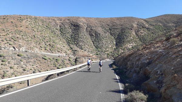 Racefietsweek Fuerteventura