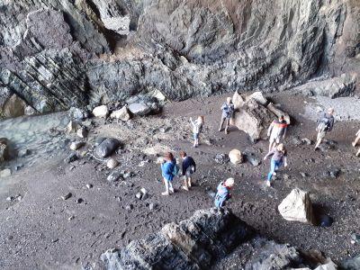 Zwarte Grotten van Ajuy