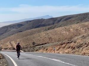 racefietsen Fuerteventura - zuidwesten