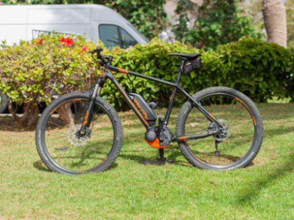 Volcano bike elektrische MTB