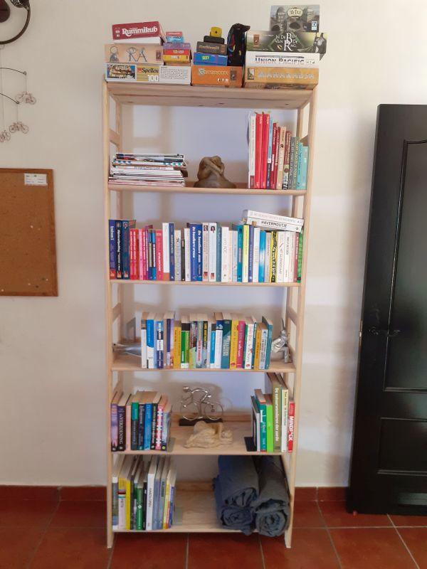Gemeenschappelijke boekenkast