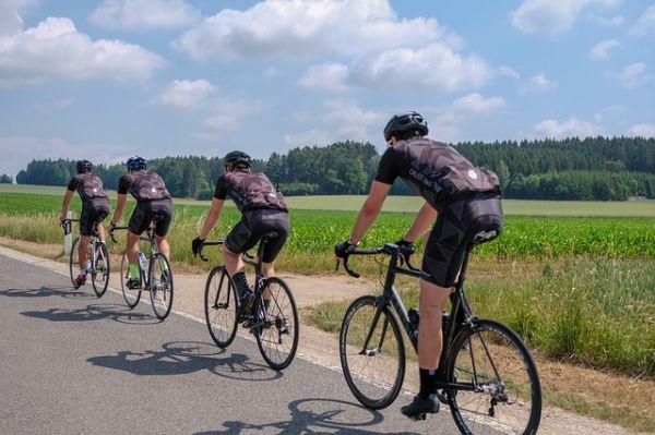 tegenwind fietsen