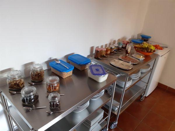villavitalfuerteventura ontbijtbuffet