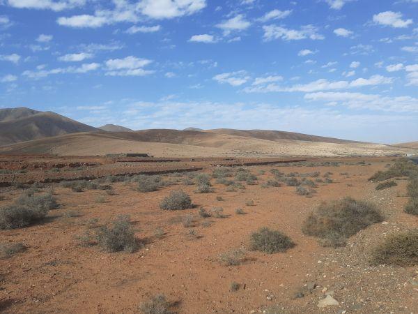 heuvels naar LasPlayitas 2