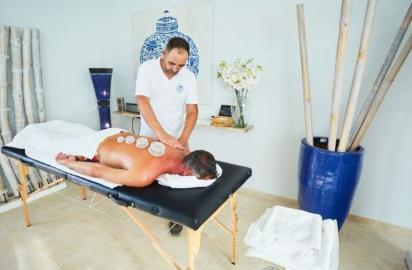 Leo massage 2