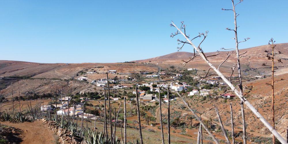 roundtrip Betancuria - Antigua